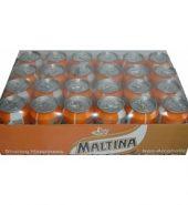 Maltina Classic Malt Drink Can 33 cl x24